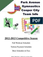 Cooper City Team