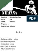 Nirvana (Nico )