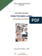 Giao Trinh Thuc Hanh Phan Tich Dinh Luong.diendandaihoc.vn