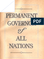 1948 XX Permanent Governor of All Nations