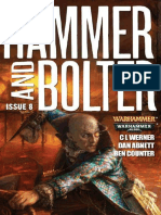 Hammer and Bolter 8 - Christian Dunn