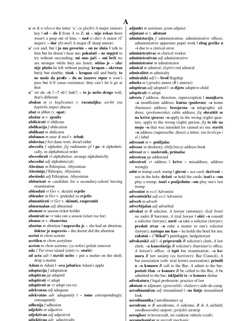 Hrvatsko Engleski Rjecnik   Barrister   Pharmacist