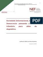 Sociedade Em Rede Direito e Democracia