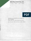 1979 Determinación indirecta de aluminio de roca fosfórica