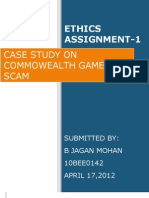 Commonwealth Games Scam