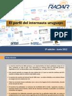 El Perfil Del Internauta Uruguayo 2012