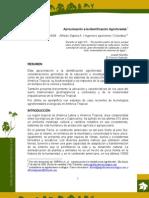 3. Articulo Agroforestal. Identificacion Agroforestal. Alfredo Ospina A