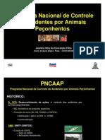 Programa de Controle de Acidentes por Animais Peçonhentos