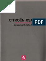 Manual Usuario Xsara FaseI