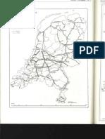Stand Rijkswegenplan 1948 en 1958