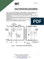 Trasnformador de aislación galvánica
