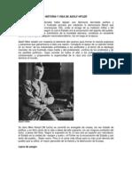 Historia y Vida de Adolf Hitler