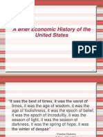 A Brief Economic History of the United States