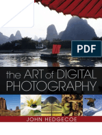 The Art of Digital Photography (John Hedgecoe)