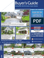 Coldwell Banker Olympia Real Estate Buyers Guide August 11th 2012