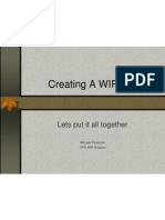 Creating a WIP JOB