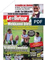 LE BUTEUR PDF du 10/08/2012