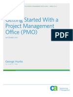 Getting Started With a Pmo Wp