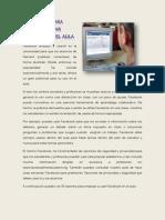 15 Razones Para Empezar a Usar Facebook en El Aula Ruben Gamarra y Camilo Castillo