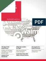Interbrand Design Forum Most Valuable U.S. Retail Brands 2009