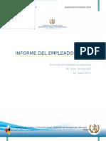 Manual de Entrega de Informe Del Empleador 2011