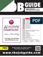 The Job Guide Volume 24 Issue 16 Arkansas