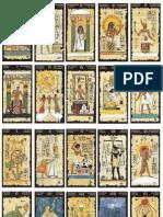 Cartas Del Tarot Egipcio