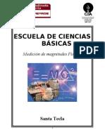 Manual de Medicion de Magnitudes Fisicas