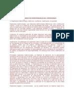 Efectos Juridicos Patrimoniales Del Matrimonio.