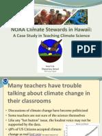 Hale Kula Climate Stewards Presentation 07.12