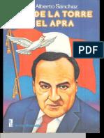 Ataque y defensa de Haya de la Torre por Luis Alberto Sánchez