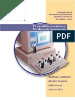 SEMANA 4_Tecnicas Didácticas y Estrategias de Comunicación_Vanessa Beleño