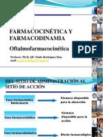1. FARMACOCINÉTICA Y FARMACODINAMIA