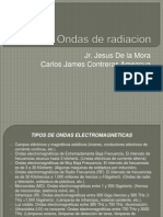 Ondas de Radiacion