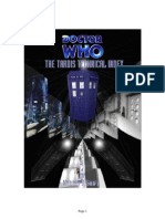 TARDIS Technical Index