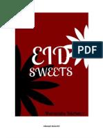 Eid Sweets 2012