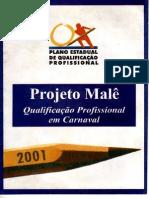 Projeto Malê - Qualificação Profissional em Carnaval