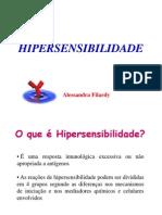 Hipersensibilidade Ale [Modo de Compatibilidade]