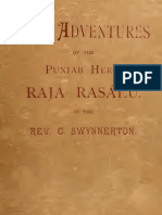 The Adventures Of Punjab Hero Raja Rasalu