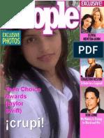Magazine Finish