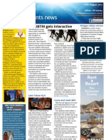 Business Events News for Fri 10 Aug 2012 - EIBTM, Thailand hots up, MyCEB, Getting to know and much more