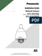 WV-SW395 Operating Instructions En