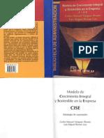 Libro Modelo de Crecimiento Integral y Sostenible en La Empresa CISE