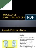 Capa 2 Modelo Osi