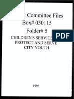 Box 050115 Folder 5, 1996 (Transformation of CWA to ASC)