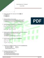 Actividades de Recuperación 1ª Evaluación (2º ESO)