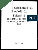 Box 050101, Folder 11, 1996 (Transformation of CWA to ASC, Managed Care Model)