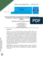Asian Research Consortium 1