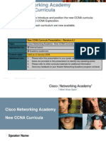 CCNA - Overview in-Depth
