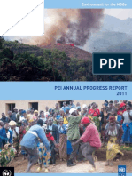 PEI Annual Progress Report 2011